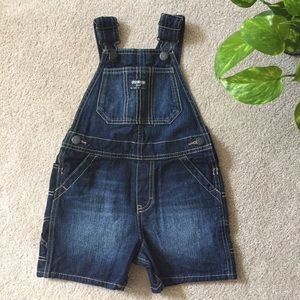 Oshkosh B'gosh | toddler Overall Shorts size 3T